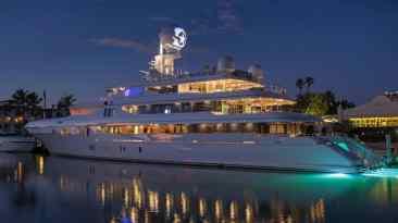 Los 10 súper yates más lujosos que estarán a la venta en el Yachts Miami Beach