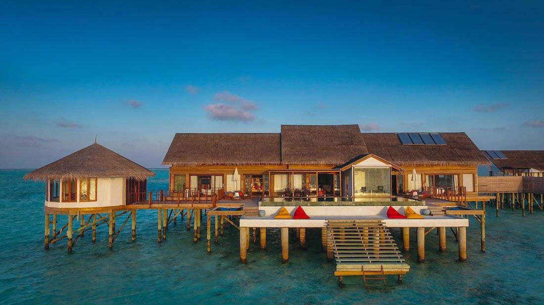 Simplemente el mejor resort de lujo en maldivas ozen for El mejor hotel de islas maldivas