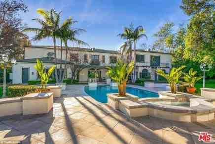 ¡INCREÍBLE! La hija del dictador africano Omar Bongo pone su lujosa mansión en Beverly Hills, California a la venta por $17,5 Millones