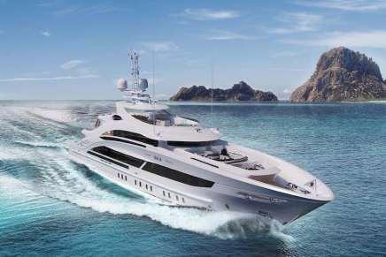 Heesen Yachts presenta su más reciente super yate de 50 metros, Maia