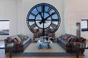 """Exclusivo penthouse triplex en la icónica """"Clock Tower"""" en Brooklyn finalmente vendido por $15 millones"""