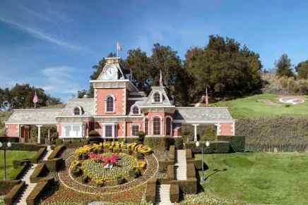"""El mega famoso rancho """"Neverland"""" de Michael Jackson en Los Olivos, California regresa al mercado ¡AHORA! por $67 millones"""