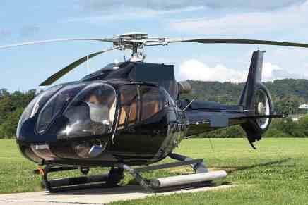 Eurocopter 130 B4 – Vuela con clase y estilo en este helicóptero de $2 millones