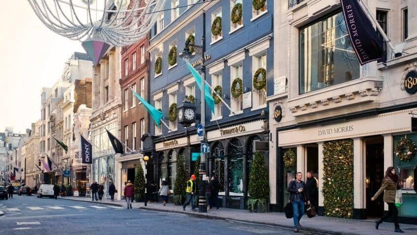 Los 15 mejores destinos del mundo para hacer compras de lujo