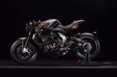 Reparto Veicoli Speciali (RVS) #1: MV Agusta presenta su motocicleta más exclusiva