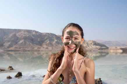 Mar Muerto: Un spa natural y saludable que lleva la relajación al siguiente nivel