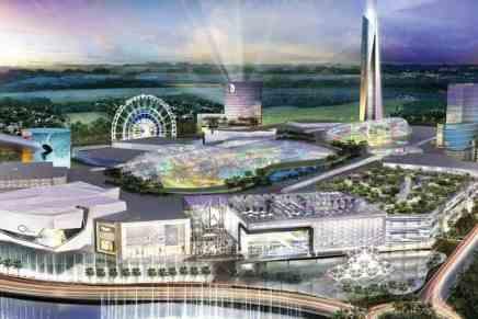 American Dream Miami: el centro comercial más grande en los E.U.A propuesto para construirse en la ciudad del sol