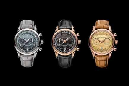 """¡Estilo sofisticado y superior! Carl F. Bucherer presenta el reloj """"Manero Flyback"""" para el Día del Padre"""