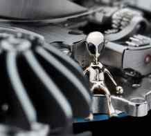 MB&F HM6 Alien Nation, el extraterrestre reloj de $500.000