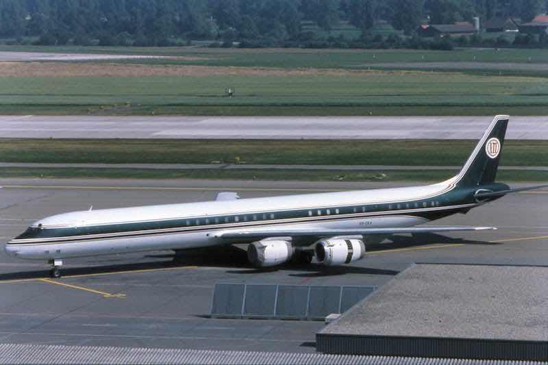Avion privado de Adnan Khashoggi