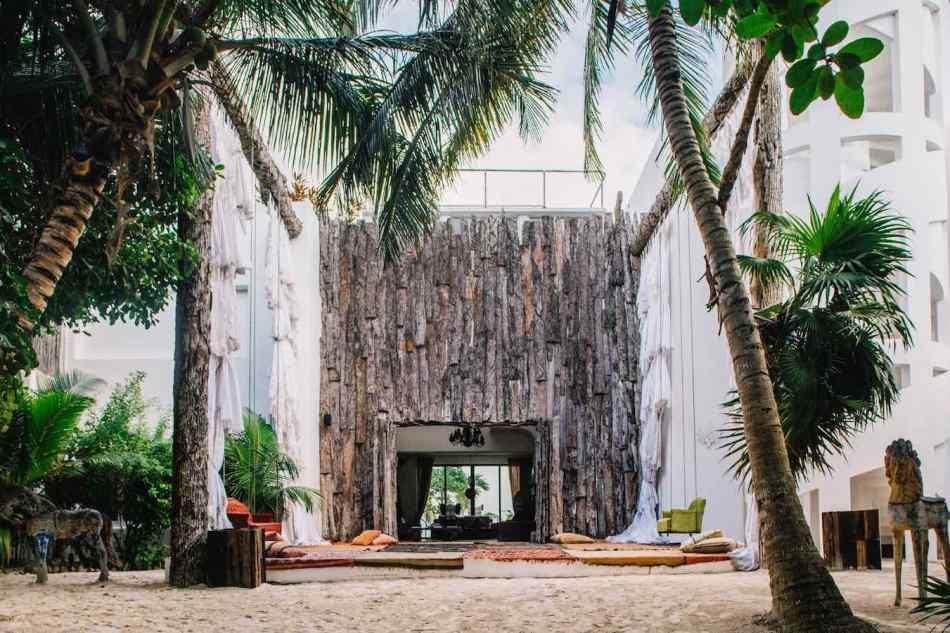 CASA MALCA: La mansión de Pablo Escobar en Tulum, México es ahora un lujoso resort cinco estrellas