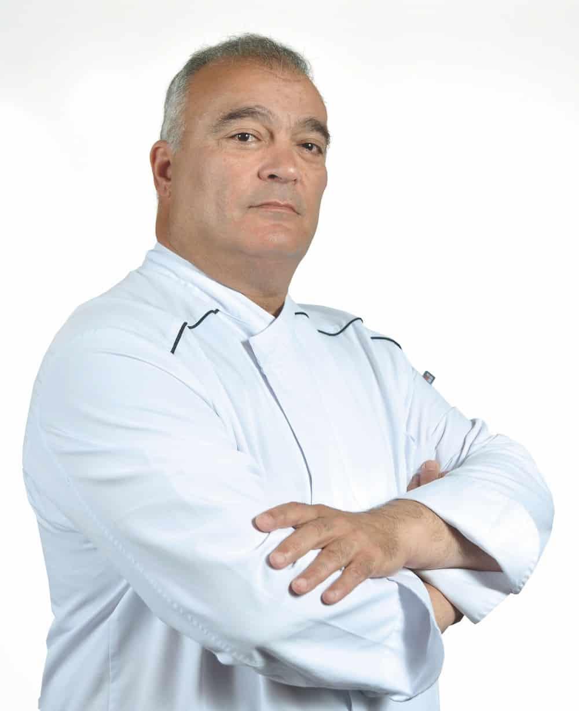 Chef Juantxo Sanchez