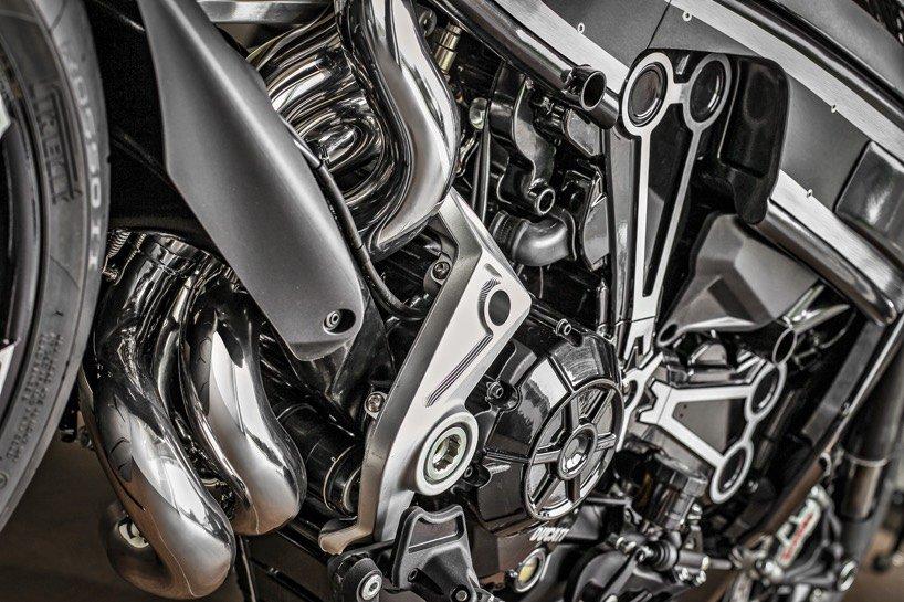 Ponen esta Ducati XDiavel en manos del diseñador Fred Krugger ¡Aquí el resultado!