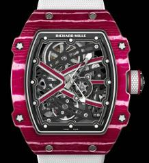 Nuevos Relojes Richard Mille RM 67-02 Sprint y High Jump