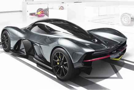 Los 10 automóviles más lujosos del 2017