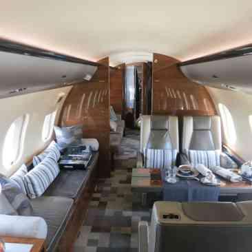 Conoce cu les son los 10 jets privados m s lujosos en el for Cocina 6000 euros