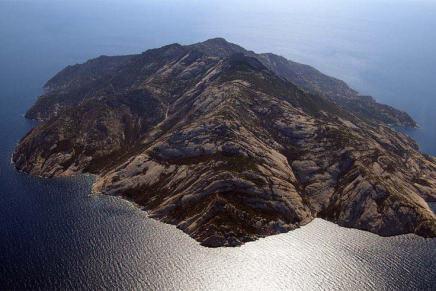 La misteriosa isla en el archipiélago toscano a la que solo pueden visitar 1.000 personas al año