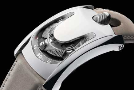 "El ""Arpal One"" de Laurent Ferrier y URWERK para Only Watch 2017"