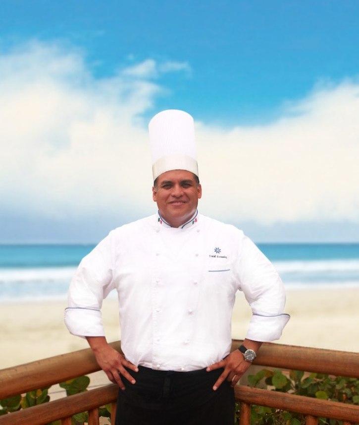 Chef Daniel Hernández