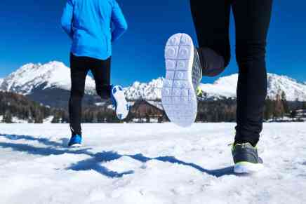 5 razones para correr al aire libre durante el invierno