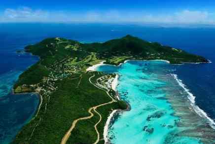 Mandarin Oriental, Canouan, que se inaugura en noviembre, será la primera propiedad de la compañía en el Caribe
