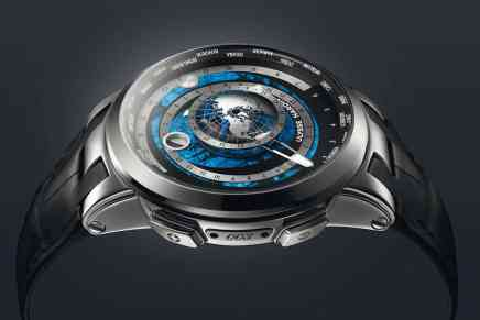 """Executive Moonstruck WorldTimer"": El más exclusivo e innovador reloj de Ulysse Nardin"