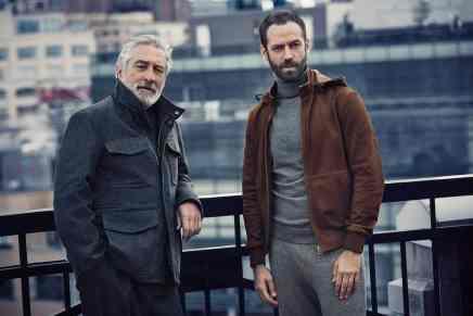 Defining Moments: Ermenegildo Zegna anuncia su campaña Otoño-Invierno 2017, protagonizada por Robert De Niro y Benjamin Millepied