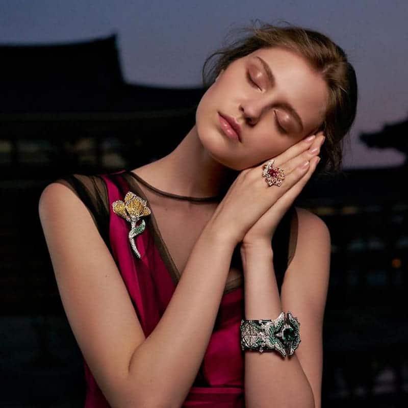 """""""Le Secret"""", la nueva colección de joyas de Van Cleef & Arpels"""