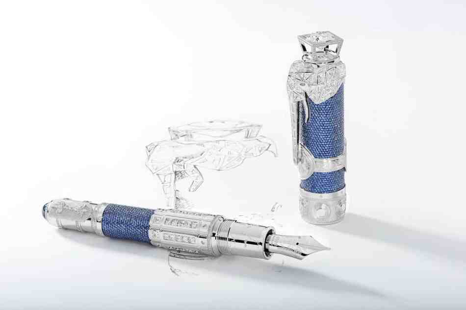The High Artistry Homage To Hannibal Barca: La nueva pluma de Montblanc valorada en $1,8 millones