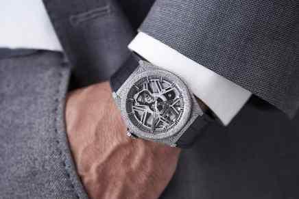 ZENITH DEFY LAB: El reloj mecánico más preciso del mundo