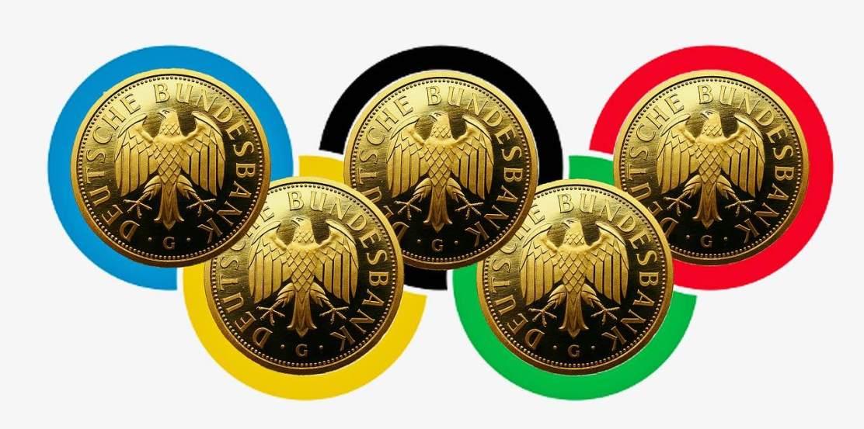 Alemania: Oro, Olimpiada