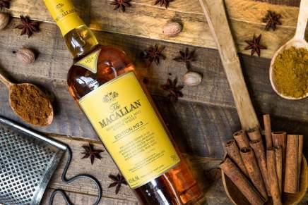 """El Macallan & Roja Dove """"Edition No. 3"""" — Un viaje sensorial de descubrimiento del whisky escocés"""