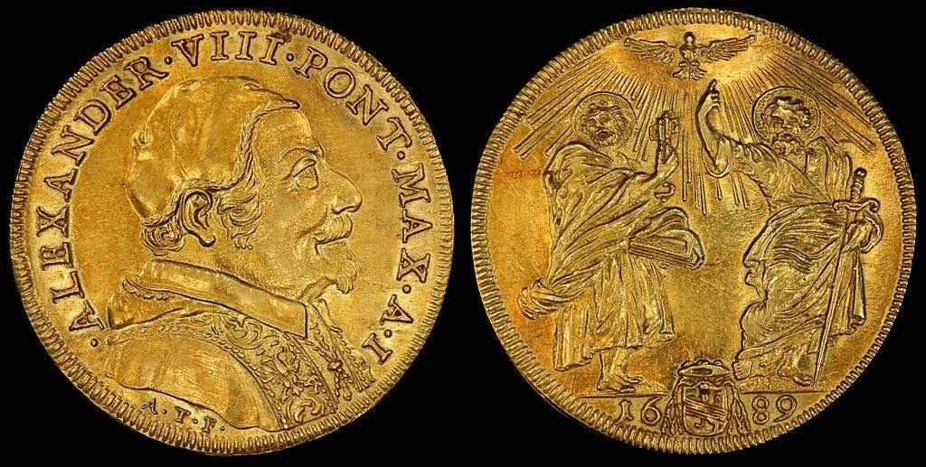 Moneda de Oro: Italia