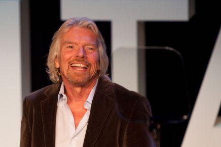 23 mega consejos para el éxito del magnate británico de los negocios y fundador del Virgin Group: Sir Richard Branson