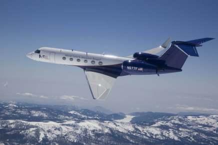 Los 5 jets privados más rápidos del mundo