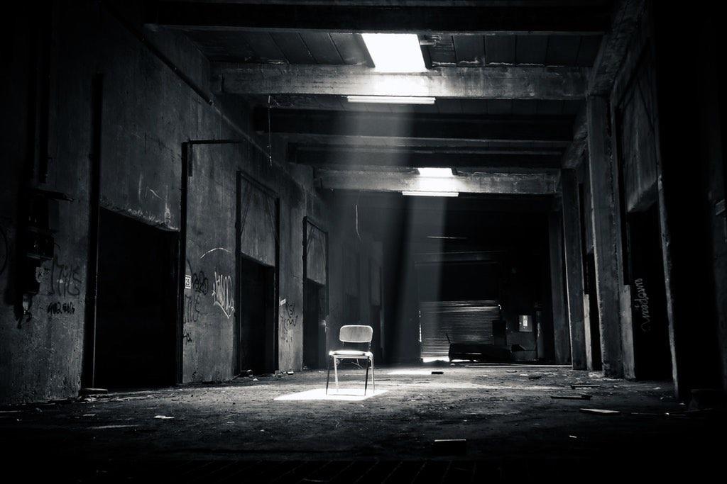 Habitación oscura