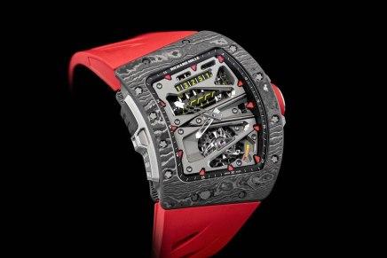 RM 70-01 Tourbillon Alain Prost: Richard Mille revela su nuevo reloj de $815.500