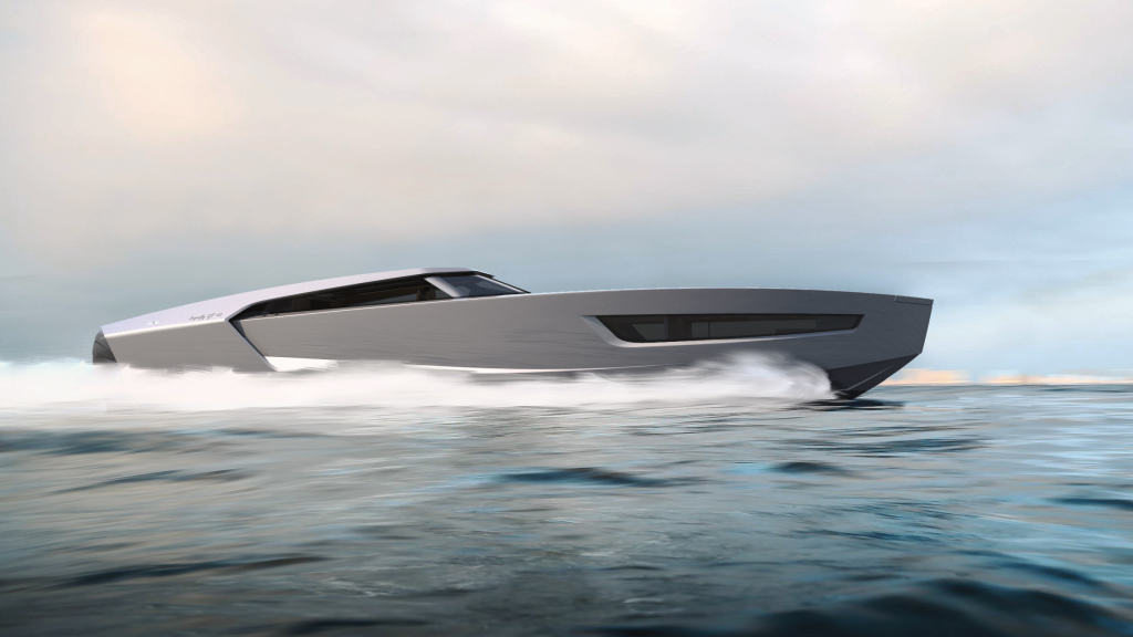 SUPERFLY GT 42: El primer super yate de Flying Flipper en debutar en Cannes