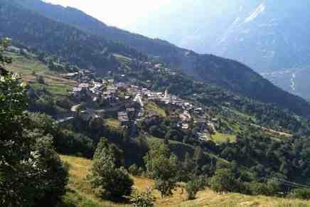 ¡Te pagarán por vivir aquí! La hermosa ciudad de Albinen — en las montañas suizas — está considerando pagar $60.000 a cada familia dispuesta a mudarse allí
