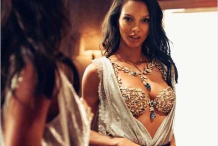 """El """"FANTASY BRA"""" de Victoria's Secret para este año ¡está valorado en $2 millones de dólares!"""