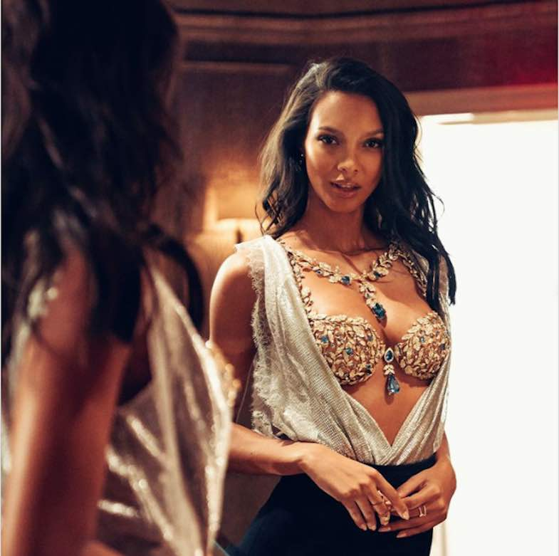 """El """"Fantasy Bra"""" de Victoria's Secret para este año está valorado en $2 millones de dólares"""