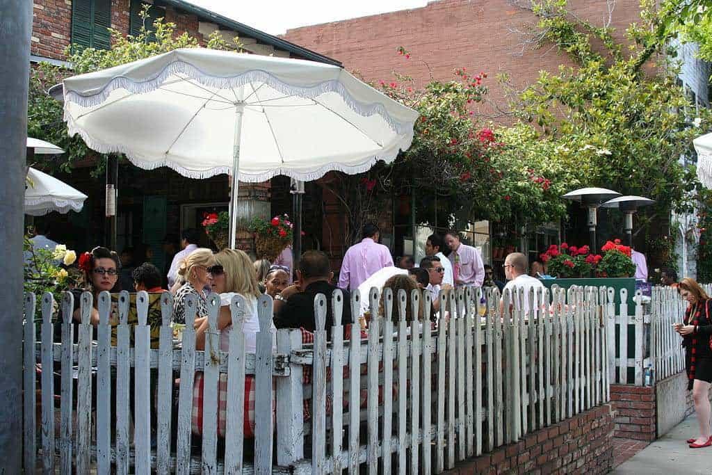 Restaurante The Ivy