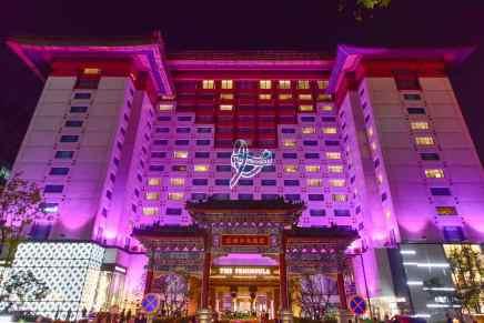 Prestigiosas marcas se unen en un evento de caridad en The Peninsula Beijing