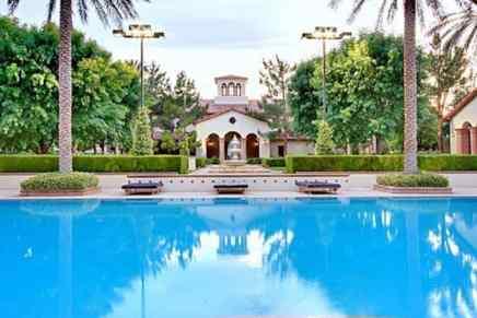 El Sultán de Brunei tiene a la venta su mega complejo residencial en Las Vegas, Nevada por $37,5 millones