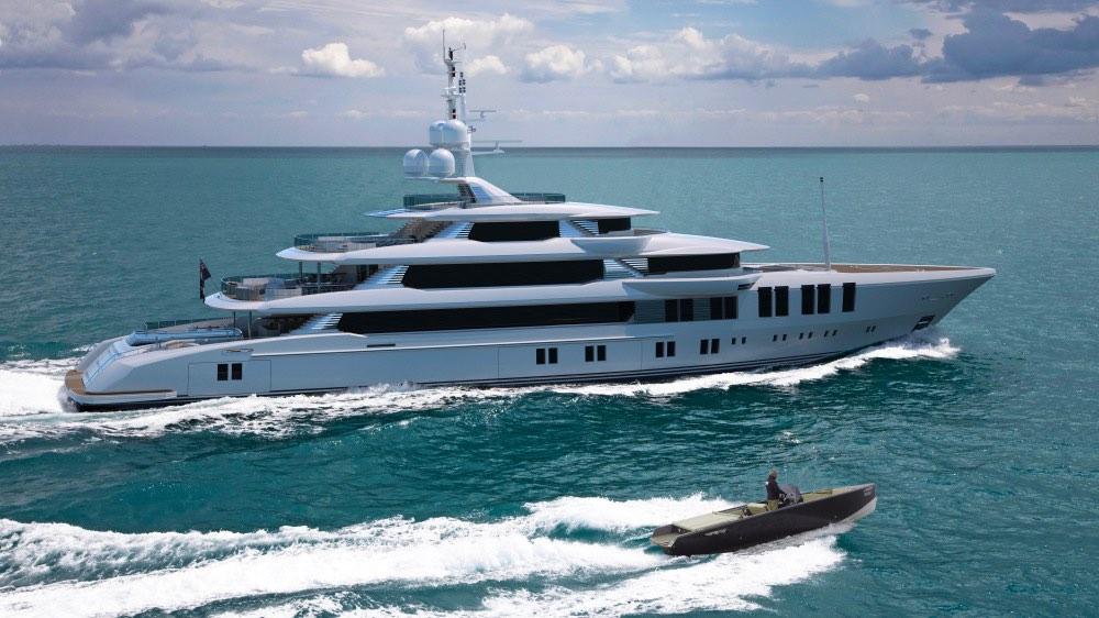 Turquoise Yachts Presenta Su Nuevo Mega Yate De 73 Metors