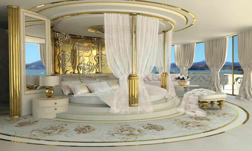LA BELLE: El primer mega yate de lujo en el mundo diseñado específicamente para una dama