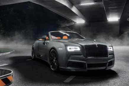 """Rolls Royce Dawn """"Overdose"""" por Spofec"""