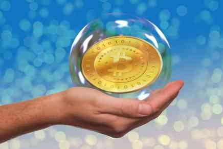 ¡Bitcoin suba a $15.000 por primera vez!