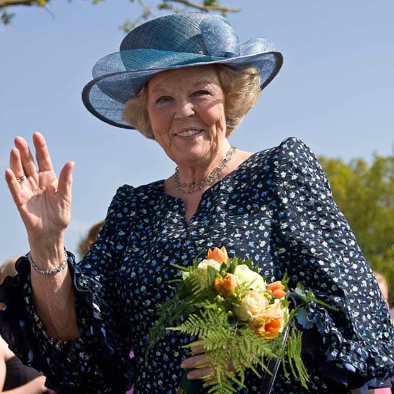 La Reina Beatriz de Los Países Bajos