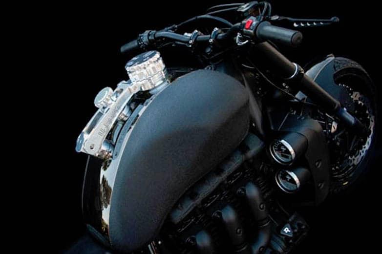 Venenum: La primera motocicleta de U-Boat